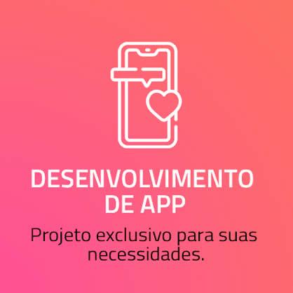 Desenvolvimento de app