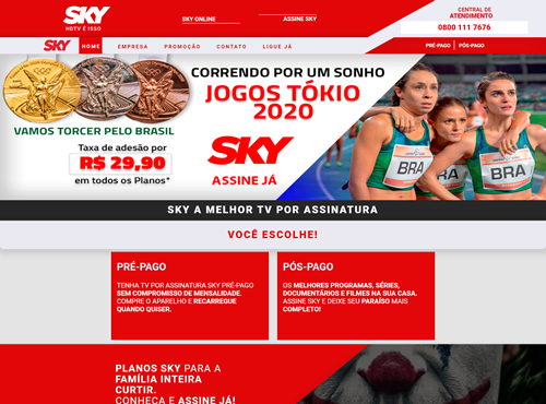 3S TV Por Assinatura